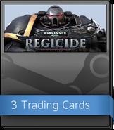 Warhammer 40,000 Regicide Booster