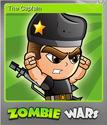 Zombie Wars Invasion Foil 4
