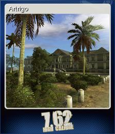 762 High Calibre Card 3
