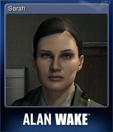 Alan Wake Card 7