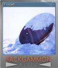 Backgammon Blitz Foil 3
