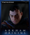 Batman Arkham Origins Card 6