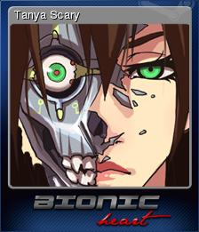 Bionic Heart Card 1