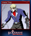 BloodRayne Betrayal Card 07