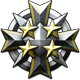 Call of Duty Ghosts - Multiplayer Badge 4