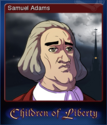 Children of Liberty Card 08