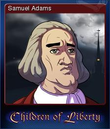 Children of Liberty Card 08
