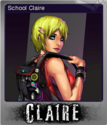 Claire Foil 3