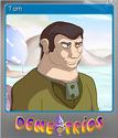 Demetrios - The BIG Cynical Adventure Foil 4