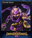 Dungeon Defenders II Card 07
