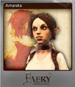 Faery - Legends of Avalon Foil 2