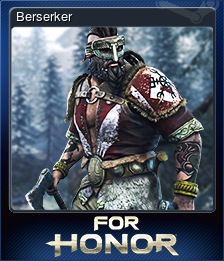 For Honor Card 09
