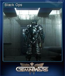 Gemini Wars Card 5
