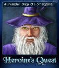 Heroines Quest The Herald of Ragnarok Card 2