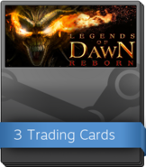 Legends of Dawn Reborn Booster Pack