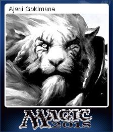 Magic 2015 Card 1