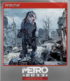 Metro 2033 Redux Foil 9