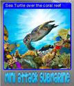 Mini Attack Submarine Foil 2
