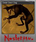 Nosferatu The Wrath of Malachi Foil 5