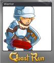 Quest Run Card 01 Foil