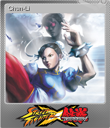 Street Fighter X Tekken Foil 3