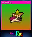 Super Mega Neo Pug Card 1