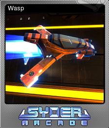 Syder Arcade Foil 7