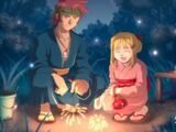 The Legend of Heroes: Trails in the Sky - A Relaxing Evening