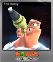 Worms Clan Wars Foil 1