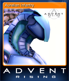 Advent Rising Card 01