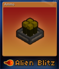 Alien Blitz Card 1