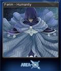 Area-X Card 11