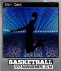 Basketball Pro Management 2015 Foil 2