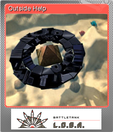 Battletank LOBA Foil 3