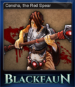 Blackfaun Card 5