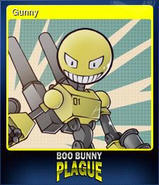 Boo Bunny Plague Card 4