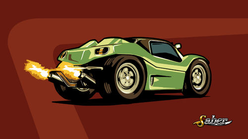 Carnage Racing Artwork 4