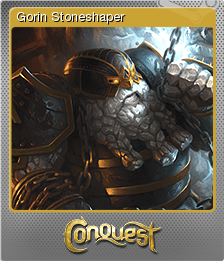 Conquest of Champions Foil 2