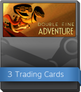 Double Fine Adventure! Booster Pack