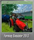 Farming Simulator 2013 Foil 2