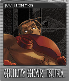 Guilty Gear Isuka Foil 08