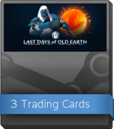 Last Days of Old Earth Booster Pack