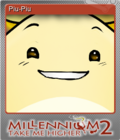 Millennium 2 - Take Me Higher Foil 6