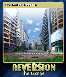 Reversion - The Escape Card 5