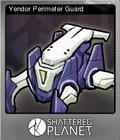 Shattered Planet Foil 4