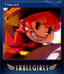 Skullgirls Card 03
