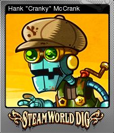 SteamWorld Dig Foil 3