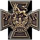 Supreme Ruler 1936 Badge 2