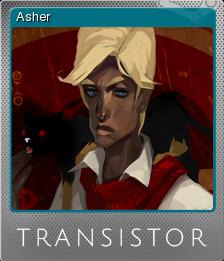Transistor Card 04 Foil