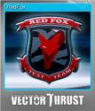 Vector Thrust Foil 09